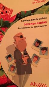 Jóvenes espías. (Santiago García-Clairac)